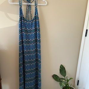 Dresses & Skirts - Patterned Maxi Dress